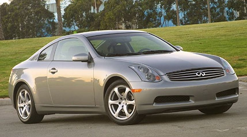 Main photo of Dylan Craft's 2004 Infiniti G35