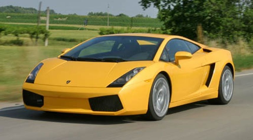 Main photo of Parker Nirenstein's 2004 Lamborghini Gallardo