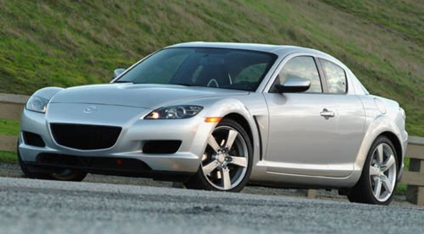 Main photo of Mario Guerrero's 2004 Mazda RX-8