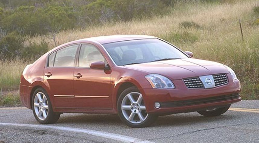 Main photo of Austin Christman's 2004 Nissan Maxima