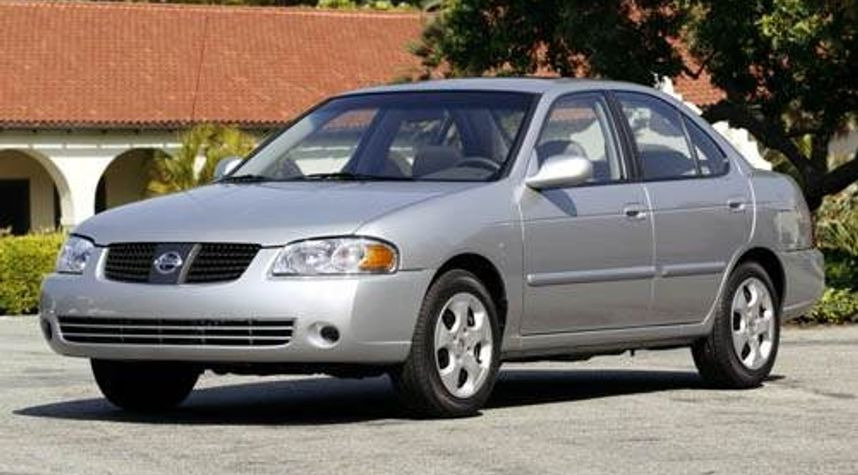 Main photo of Will Collins's 2004 Nissan Sentra