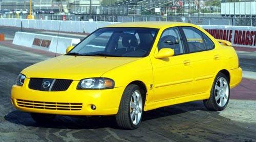 Main photo of Reid Cole's 2004 Nissan Sentra
