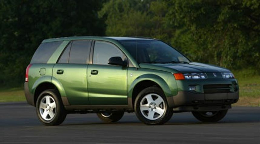 Main photo of Ryan Johnson's 2004 Saturn VUE