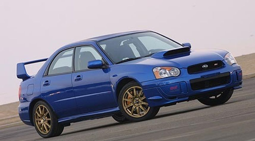 Main photo of Hector Hernandez's 2004 Subaru Impreza