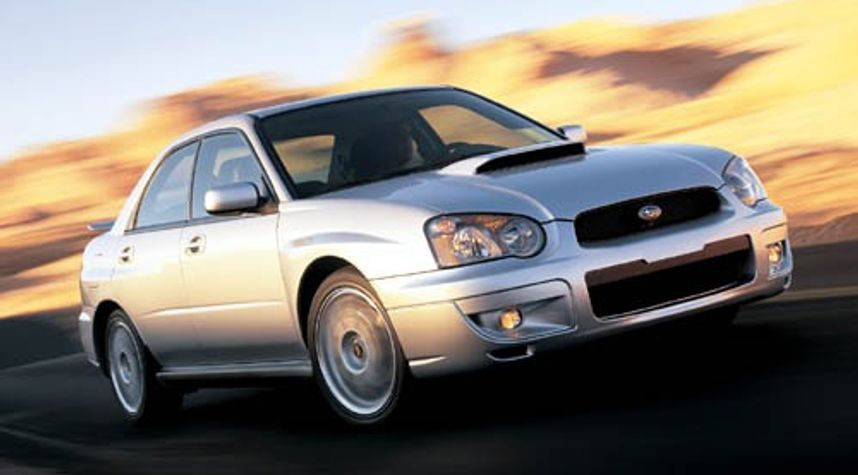 Main photo of Andrew Velasquez's 2004 Subaru Impreza