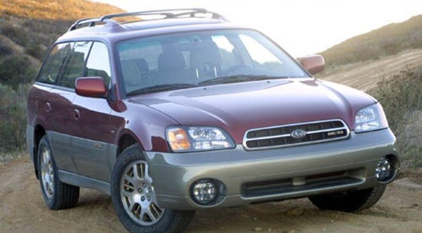 Main photo of Matt Miller's 2004 Subaru Outback