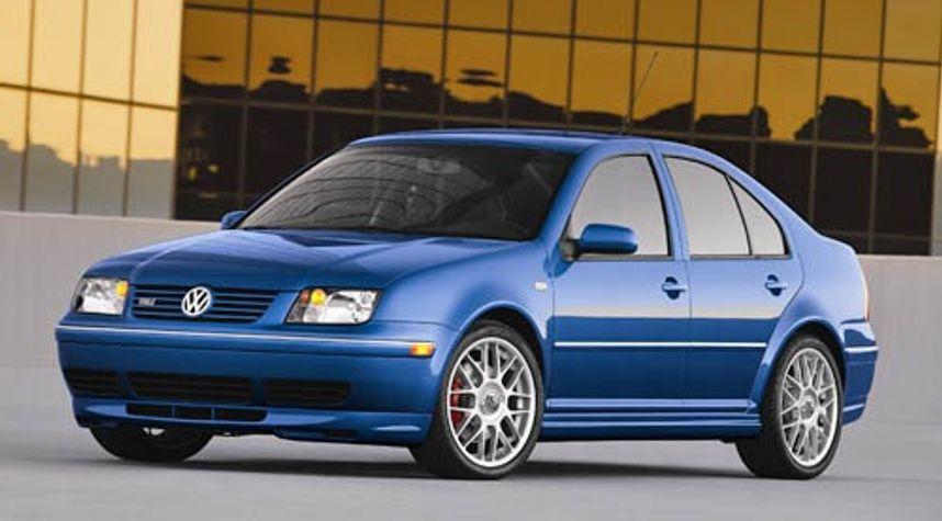 Main photo of Steven Said's 2004 Volkswagen Jetta