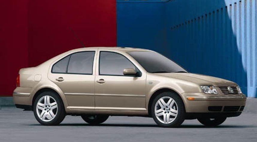 Main photo of Marvens Chery's 2004 Volkswagen Jetta