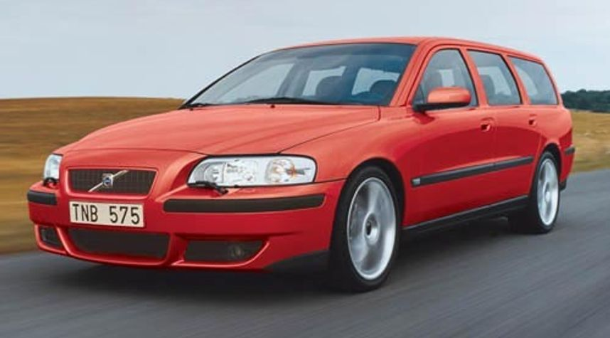 Main photo of Don Nicholson's 2004 Volvo V70