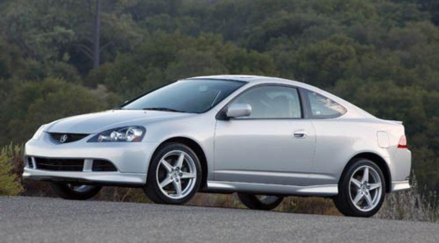Main photo of Bayron Echeverria's 2005 Acura RSX