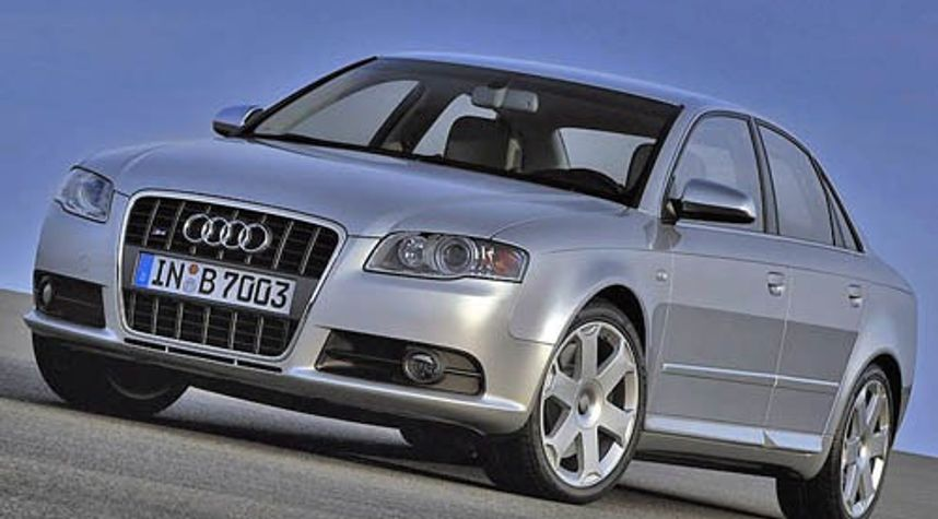 Main photo of Aust Beran's 2005 Audi S4