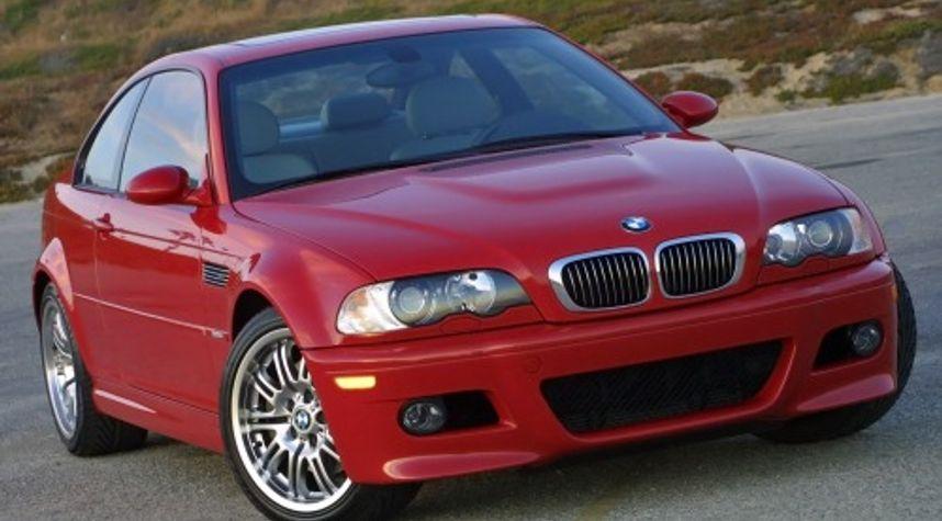 Main photo of Koby Blaker's 2005 BMW M3