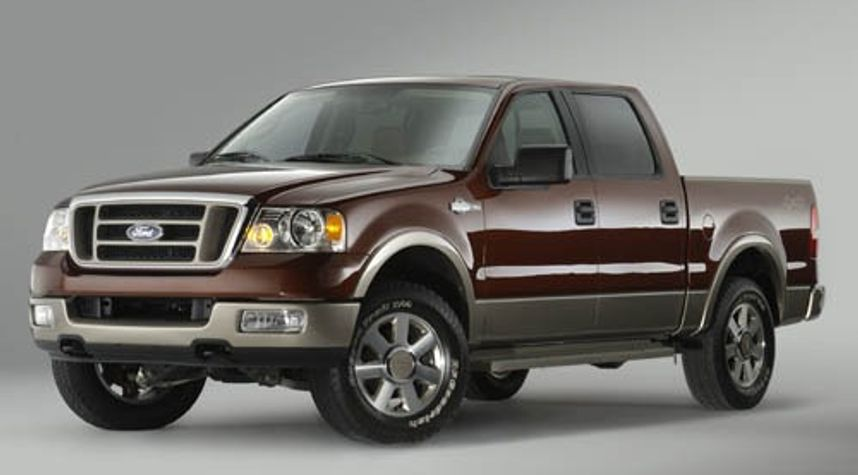 Main photo of Lathan  Cantrell's 2005 Ford F-150