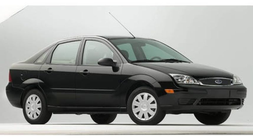 Main photo of Sarah Barakat's 2005 Ford Focus
