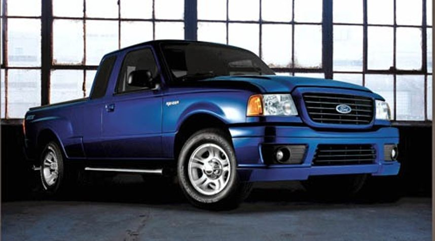 Main photo of Chris Larson's 2005 Ford Ranger