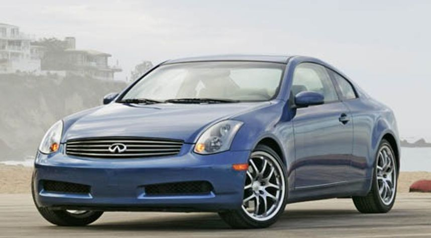 Main photo of Keshaun Blunt's 2005 Infiniti G35