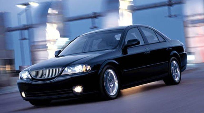 Main photo of Michael Liberty's 2005 Lincoln LS