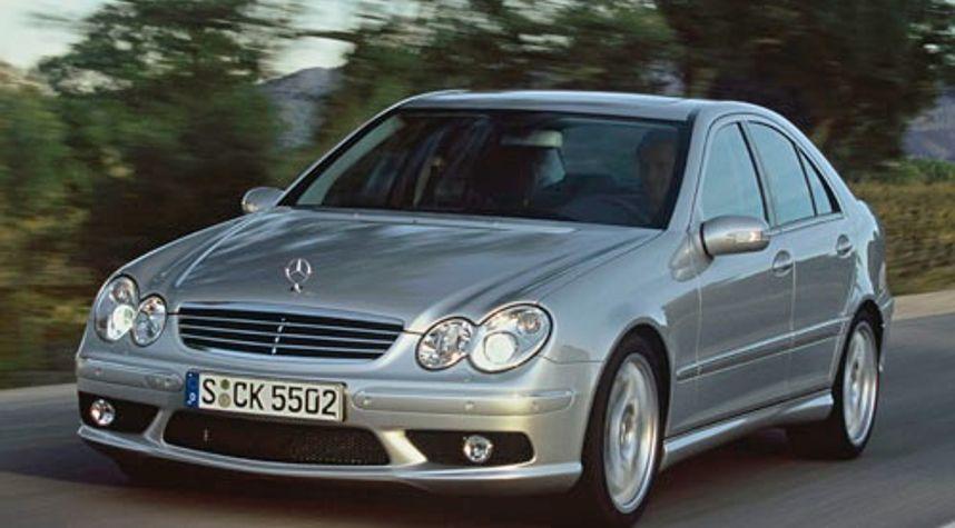 Main photo of Michael Carter's 2005 Mercedes-Benz C-Class