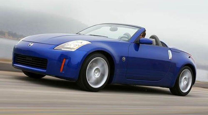 Main photo of Chris Talamantes's 2005 Nissan 350Z