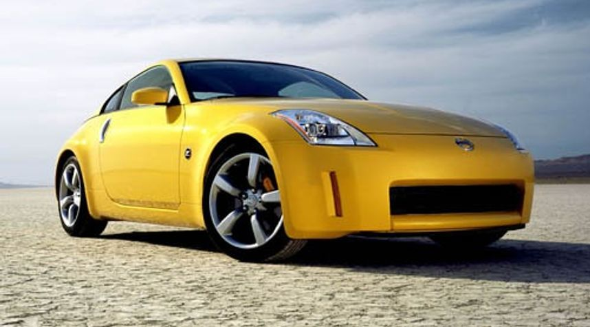 Main photo of Jake  Broman's 2005 Nissan 350Z