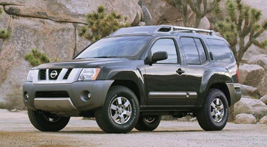 Main photo of Andrew Workmon's 2005 Nissan Xterra