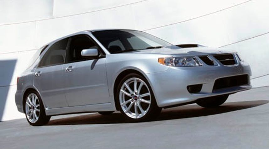 Main photo of Sean Lee's 2005 Saab 9-2X