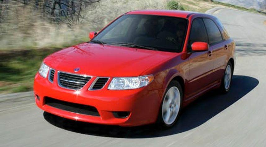 Main photo of Josh Hallowell's 2005 Saab 9-2X