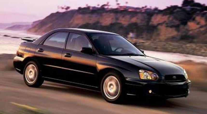 Main photo of Dustin Marlin's 2005 Subaru Impreza