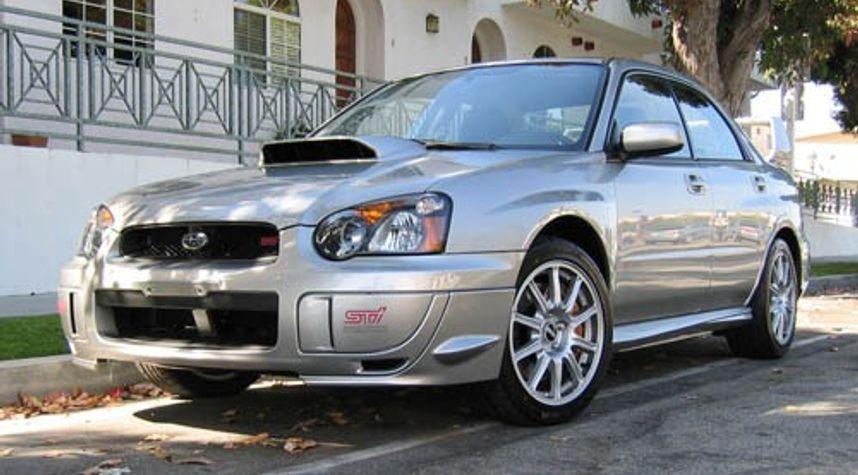 Main photo of Aurelijus Navikas's 2005 Subaru Impreza