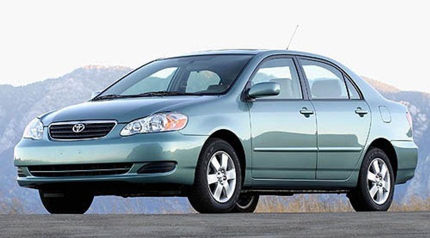 Main photo of Ed Stoner's 2005 Toyota Corolla