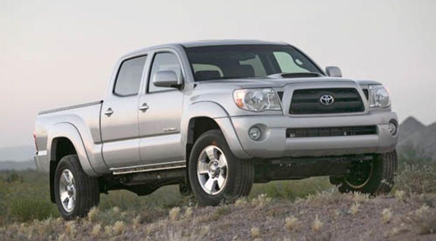 Main photo of Collin Kornegay's 2005 Toyota Tacoma