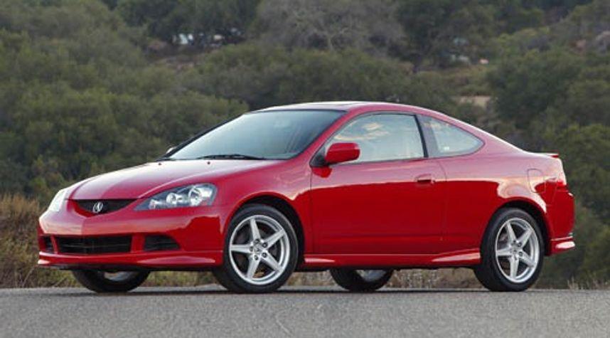 Main photo of Logan Horton's 2006 Acura RSX