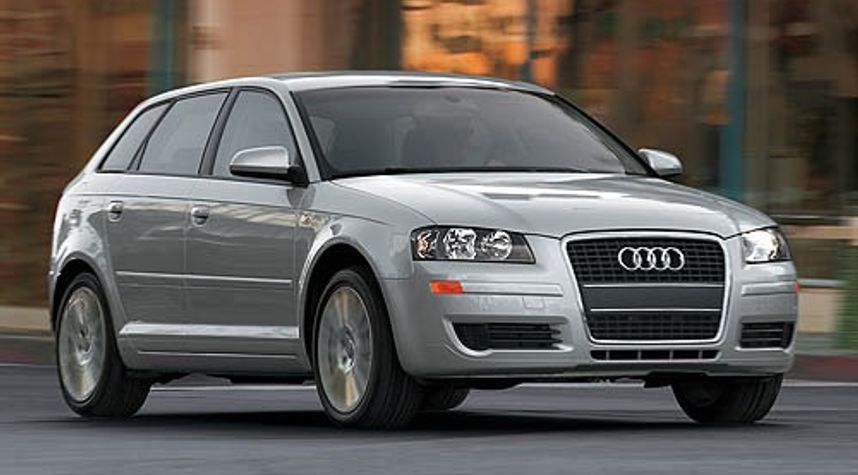 Main photo of Ted Fernandez's 2006 Audi A3