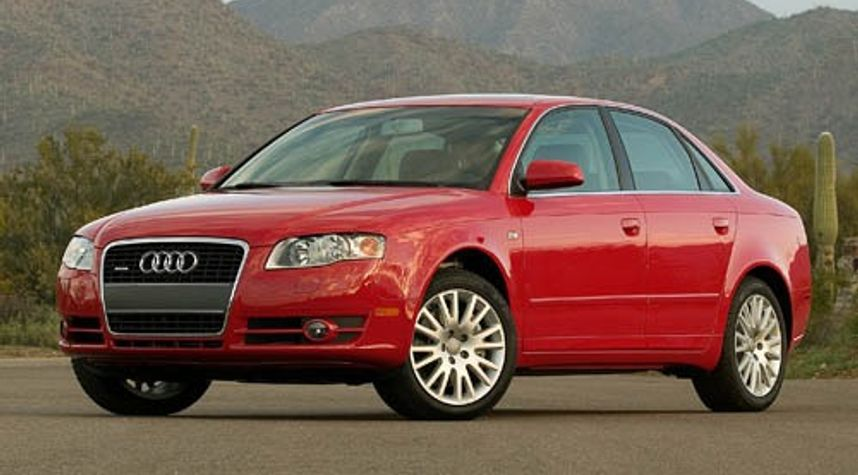 Main photo of Michael Cordero's 2006 Audi A4