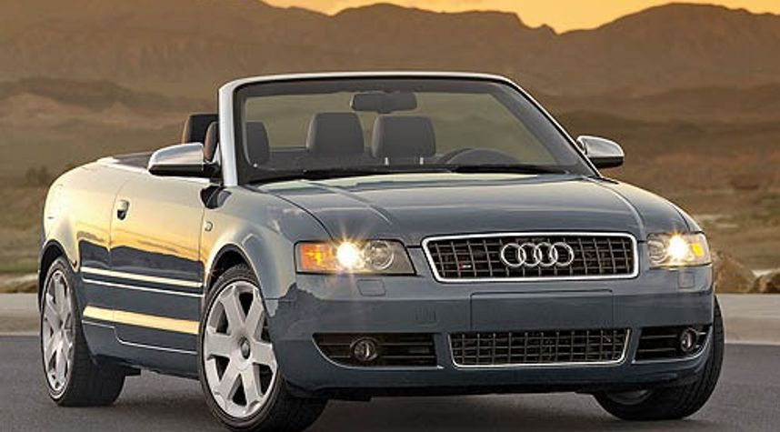 Main photo of Andrew Maness's 2006 Audi S4