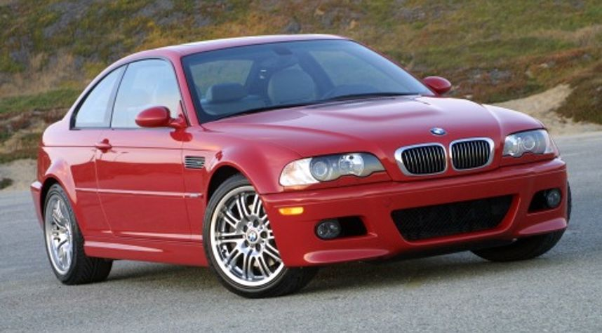 Main photo of Jorge Magana's 2006 BMW M3