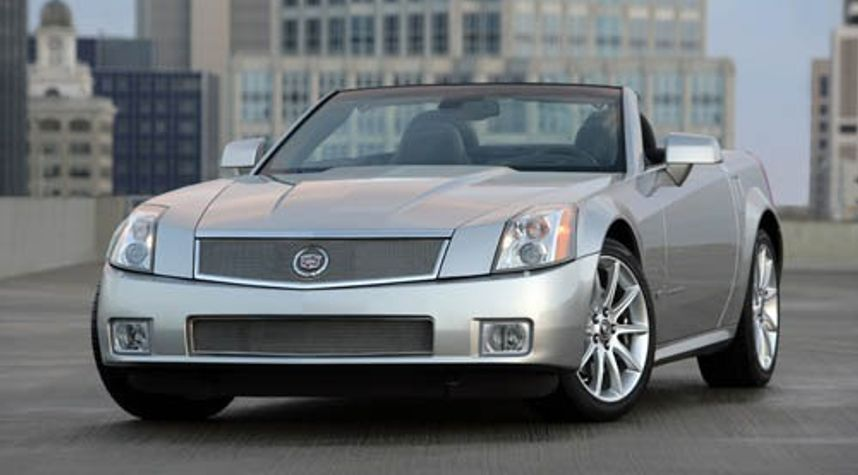 Main photo of James Casper's 2006 Cadillac XLR-V