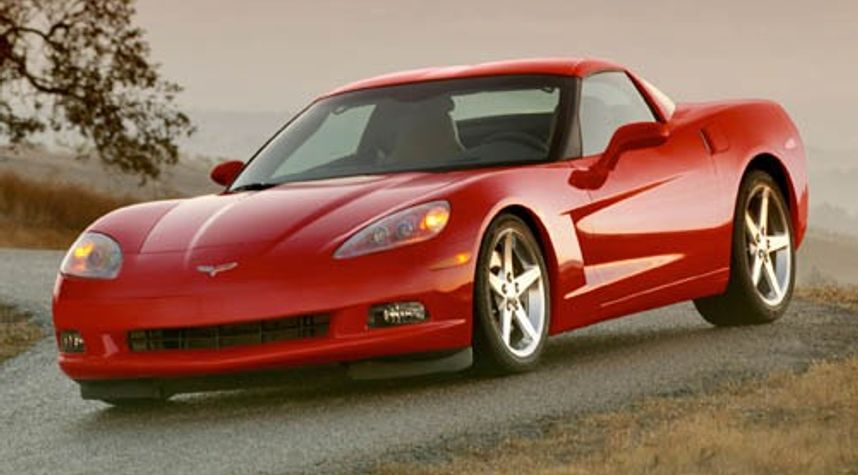 Main photo of Wyatt Nesom's 2006 Chevrolet Corvette