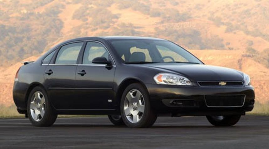 Main photo of Matt Kremer's 2006 Chevrolet Impala