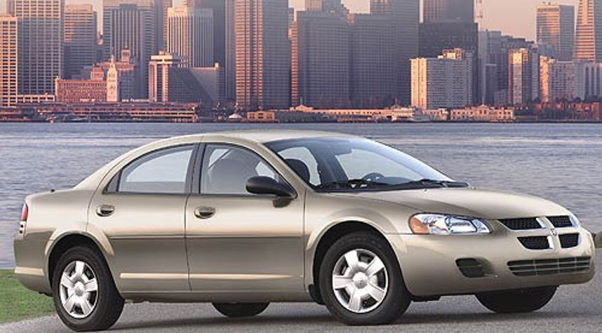 Main photo of Owen Smith's 2006 Dodge Stratus