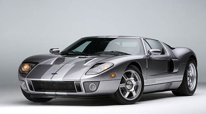 Main photo of Devin Liu's 2006 Ford GT