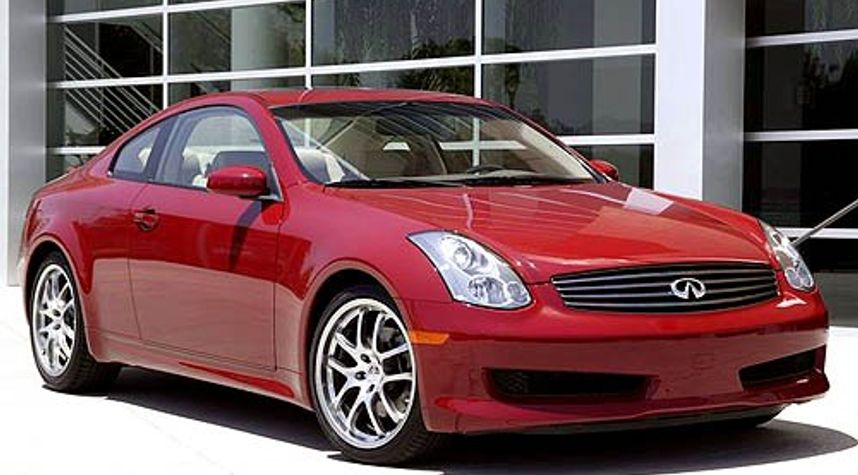 Main photo of Angel Roque's 2006 Infiniti G35