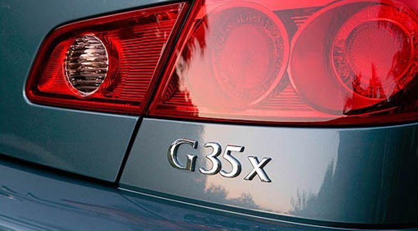 Main photo of Michael Gray's 2006 Infiniti G35