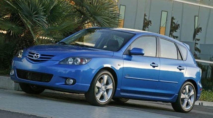 Main photo of Patrick Paladino's 2006 Mazda MAZDA3