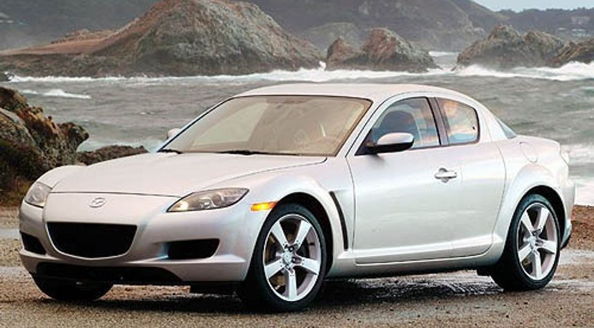 Main photo of Kenny Berry's 2006 Mazda RX-8