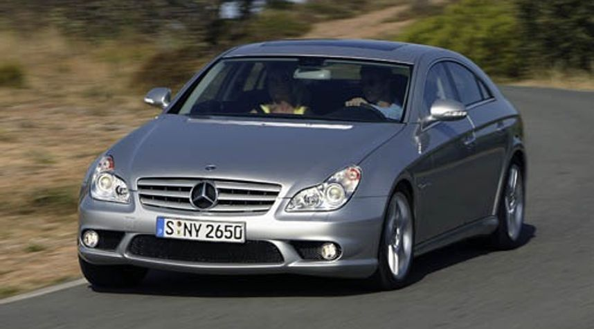 Main photo of Madison Herndon's 2006 Mercedes-Benz CLS-Class