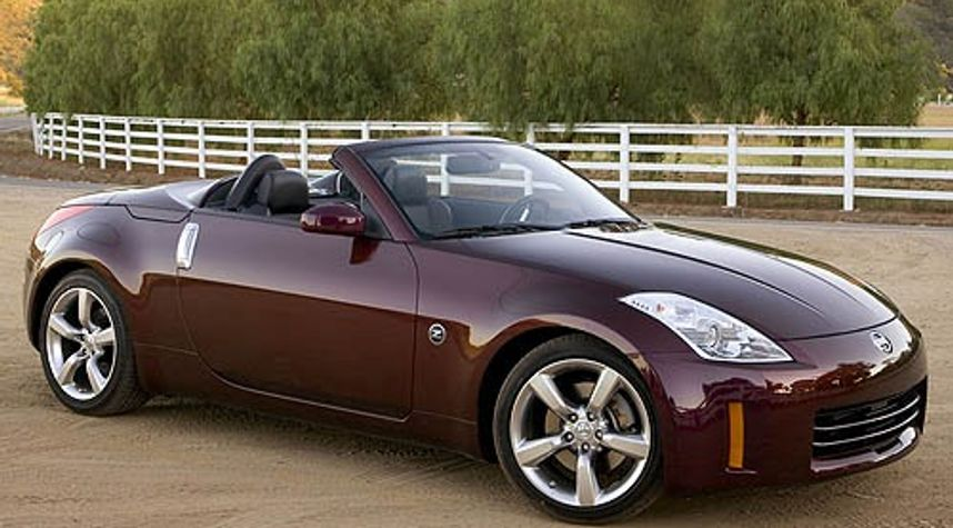 Main photo of Trevor Brits's 2006 Nissan 350Z