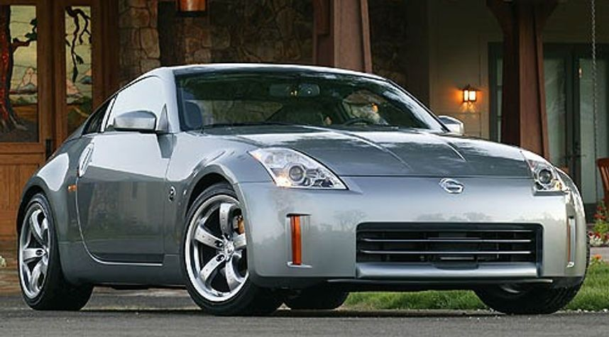 Main photo of Kevin Alvarez's 2006 Nissan 350Z