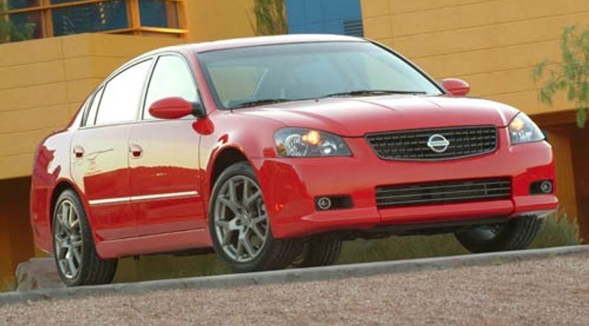 Main photo of Gary Rilley's 2006 Nissan Altima