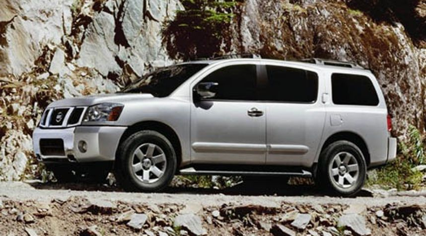 Main photo of Timothy Grandberry's 2006 Nissan Armada